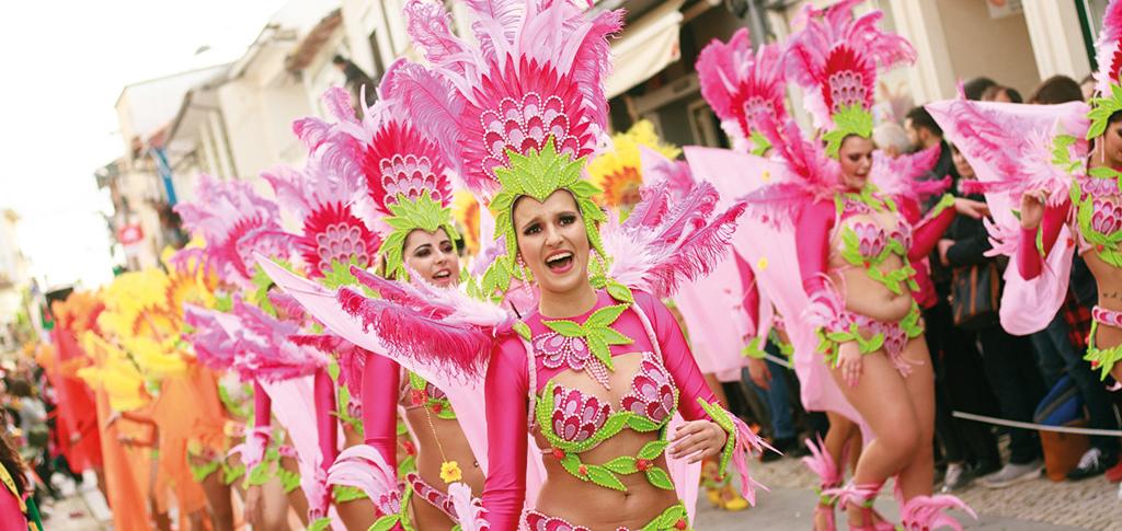 Regresso do Carnaval ao centro da Mealhada terá vindo para ficar