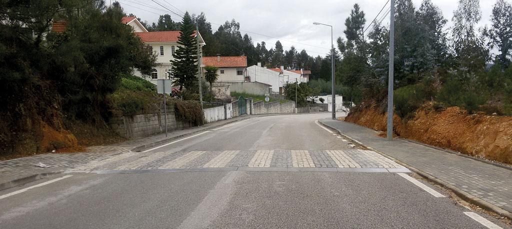Anadia: Populares reclamam mais segurança na via