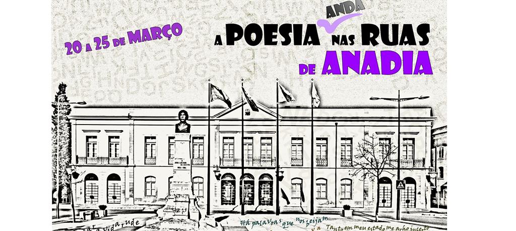 "Anadia vai ser ""invadida"" pela poesia"
