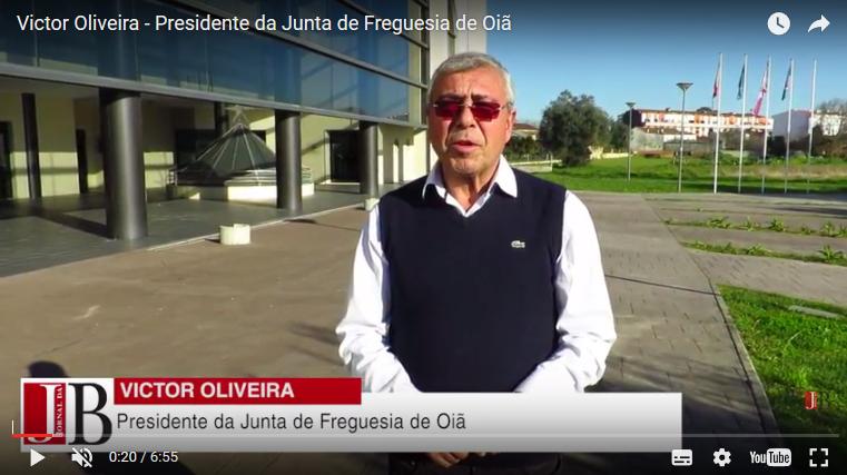 Presidente da Junta de Freguesia de Oiã – Victor Oliveira