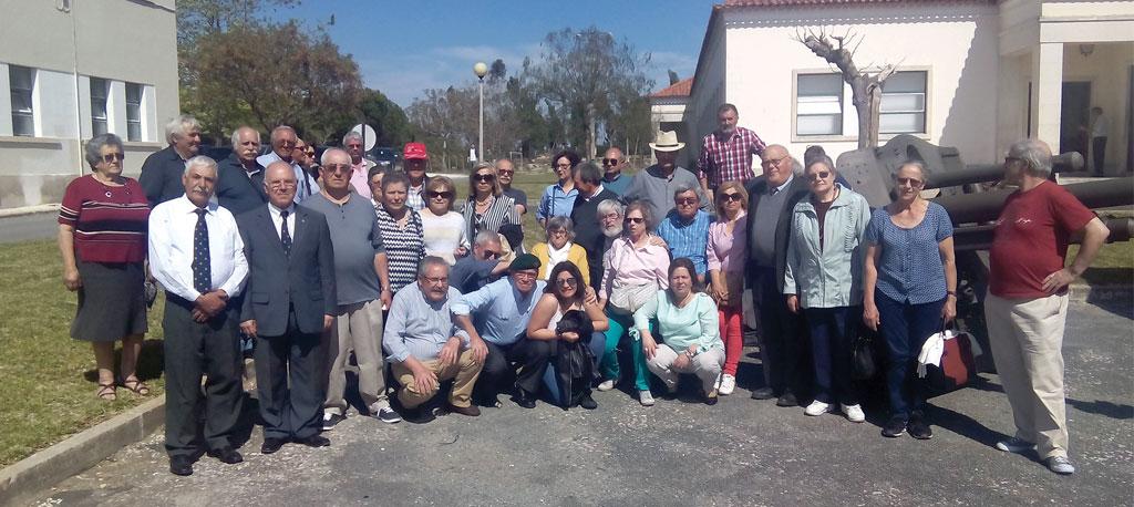 Liga dos Combatentes: Núcleo oliveirense presente no Dia do Combatente