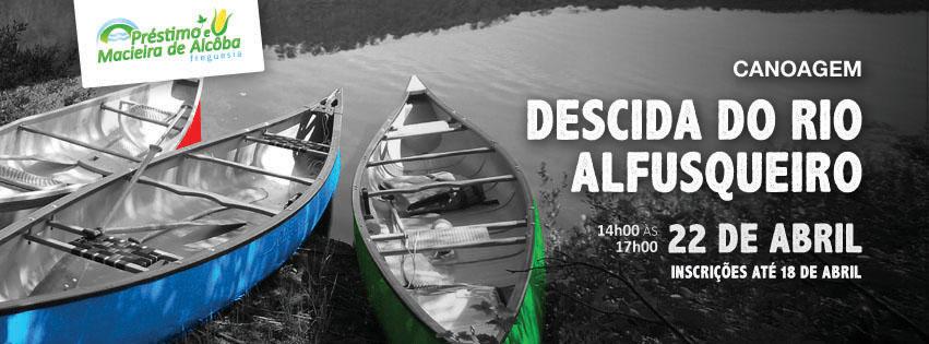 UF Préstimo/Macieira de Alcôba: Desdicad do Rio Alfusqueiro a 22 de abril