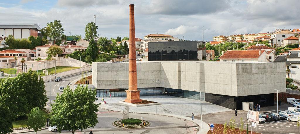 """Inauguração do Centro de Artes de Águeda """"Este auditório será uma referência nacional"""""""