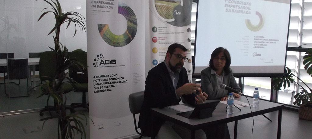 1.º Congresso Empresarial da Bairrada da ACIB discute problemas e desafios das empresas