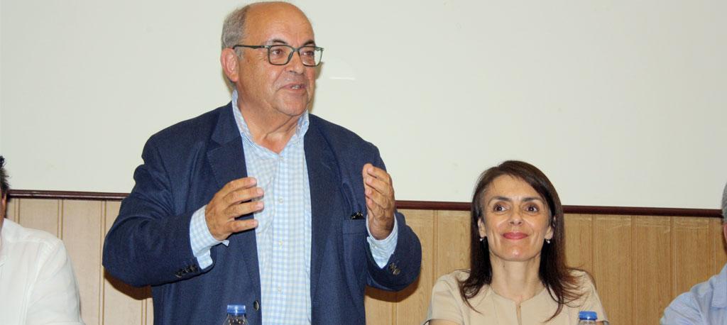 PS Mealhada recandidata Rui Marqueiro e Daniela Esteves