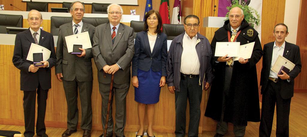 Anadia: Câmara Municipal reconhece funcionários, cidadãos e entidades no Feriado Municipal