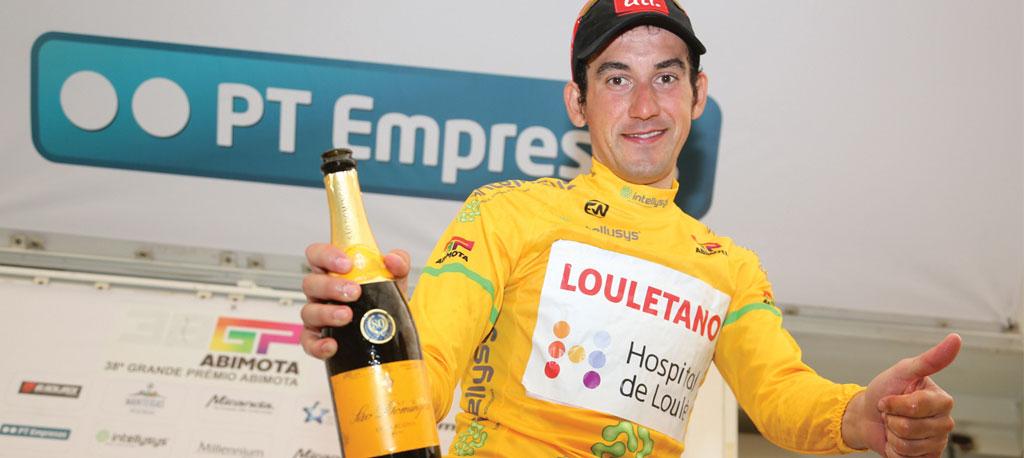Vicente de Mateos (Louletano – Hospital de Loulé) não deu hipótese à concorrência
