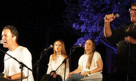 Curia: Gonçalo Tavares, José Cid  e Luís Represas em noite  memorável no Parque