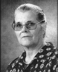 Maria Rodrigues Gaio