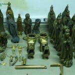 Vagos: GNR recupera 50 estátuas furtadas