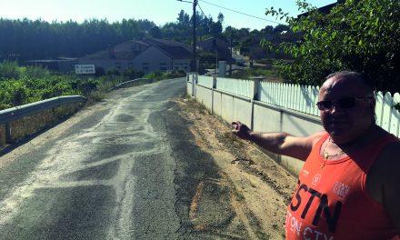 Oliveira do Bairro: Morador queixa-se de falta de obras na Rua da Caneira