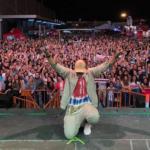 Expo Bairrada 2017: Anselmo Ralph proporciona enchente na feira