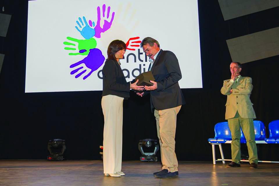 Cerimónia decorreu no Pavilhão dos Desportos de Anadia: Gala distingue mérito e assinala candidatura de Anadia a 'Cidade Europeia do Desporto 2020'