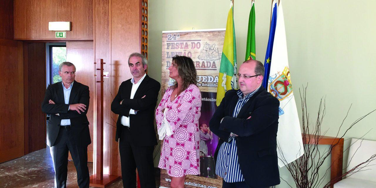 Águeda: Festa do Leitão recheada de novidades