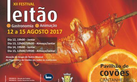 Covões: 12.º Festival do Leitão começa sábado