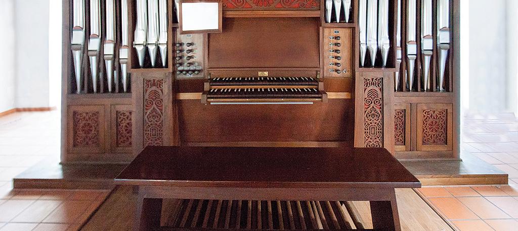 Oliveira do Bairro: Ampliação do Órgão de Tubos com concerto inaugural