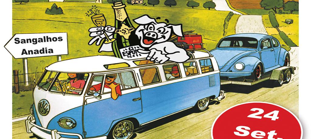 7.º Festival Internacional de Carochas e Pão de forma da Bairrada