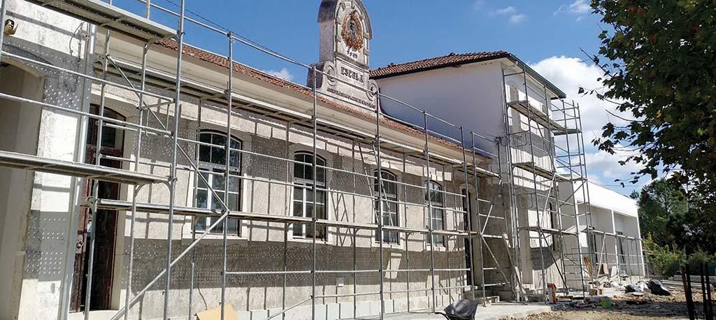 Anadia: Câmara investe um milhão de euros na requalificação de escolas