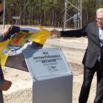 25 anos de Costa Verde: Fundador António Neves homenageado com nome na rua principal da zona industrial