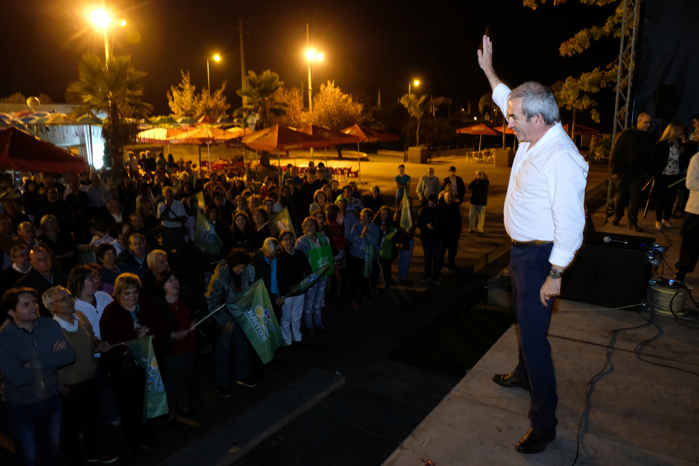 Jorge Almeida na festa_credito JA Reportagens