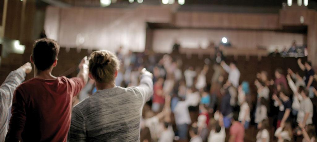 Oliveira do Bairro: Partilha e motivação em Conferência para Jovens
