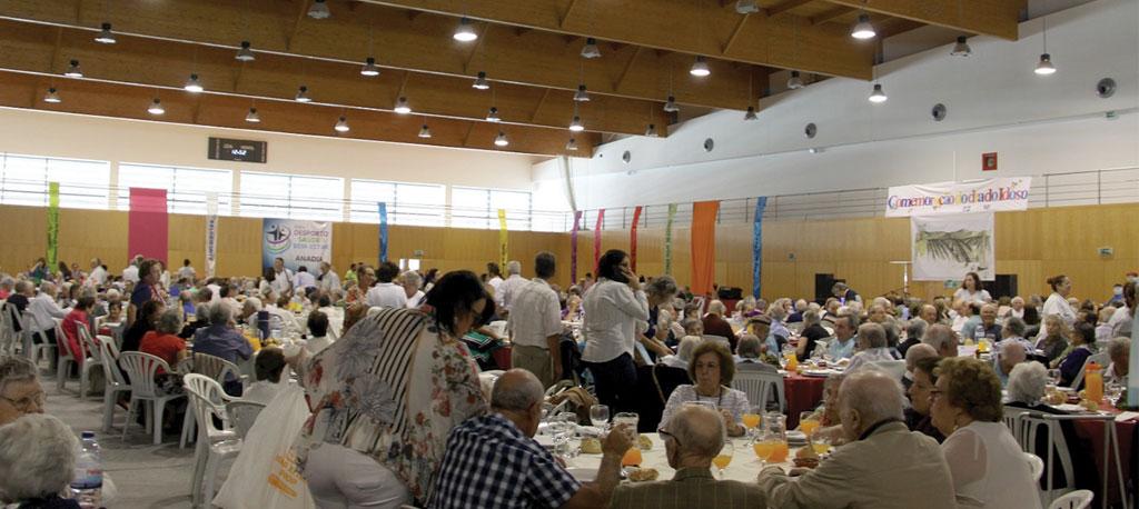 Anadia: Comemoração do Dia do Idoso juntou cerca de 800 pessoas