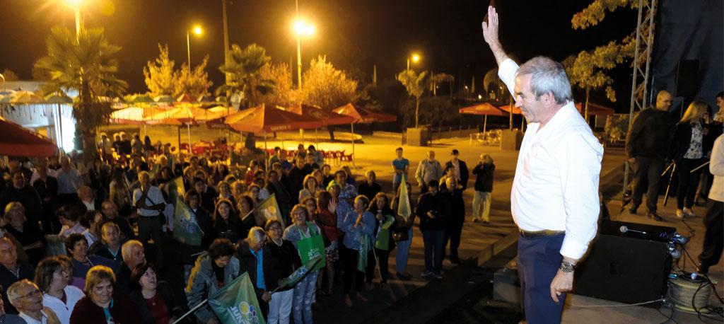 Águeda: Movimento independente Juntos conquista maioria e segura quatro freguesias