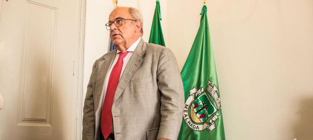 """Mealhada: Rui Marqueiro tomou posse para mandato de """"obras essenciais"""""""