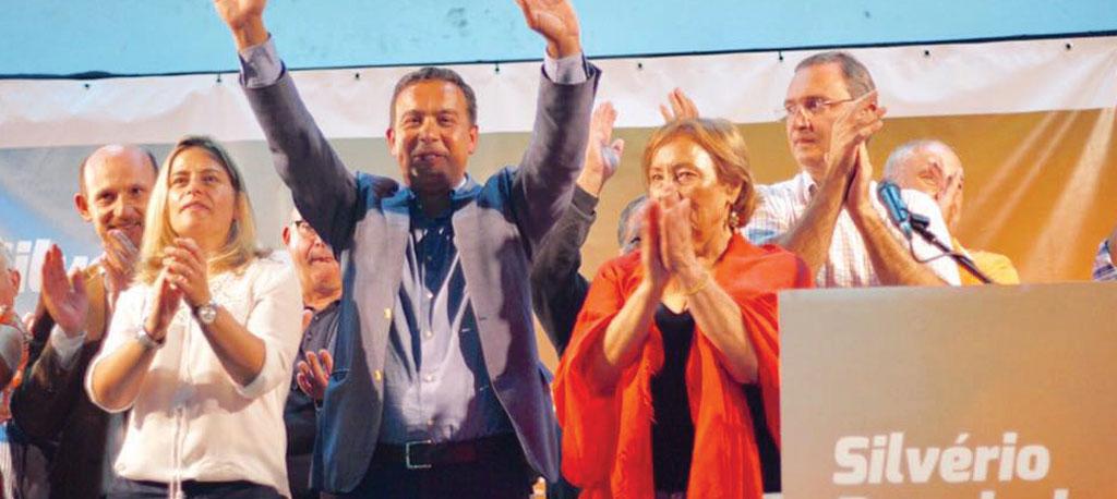 """Vagos: Silvério Regalado (PSD) ganha """"à vontade"""" e reforça maioria"""