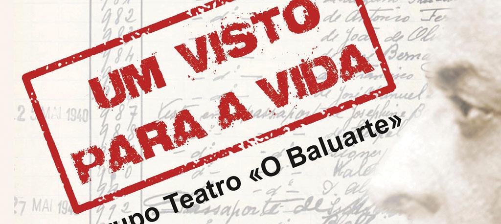"""No Cineteatro de Anadia: """"O Baluarte"""" com  """"Um visto para a vida"""""""