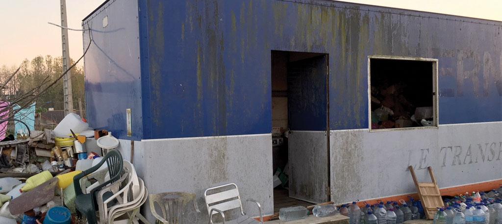 Bustos: Homem encontrado morto na Azurveira