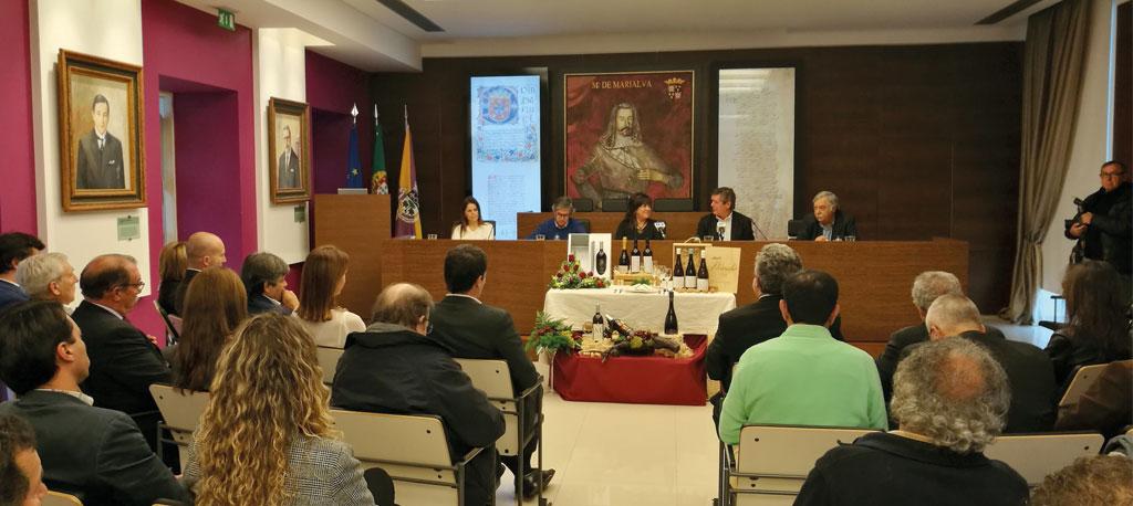 Cantanhede/Bairrada candidata-se a Cidade Europeia do Vinho/2018
