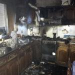 Troviscal: Incêndio destrói cozinha e  desaloja casal de sexagenários