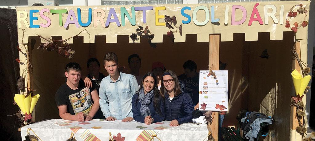 Anadia: Escola Profissional abraça evento solidário