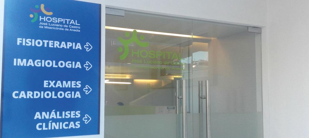 Anadia: Hospital da Misericórdia investe meio milhão na ampliação e na renovação ala de Fisioterapia