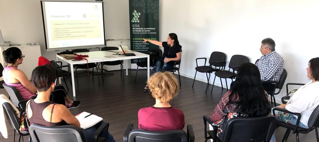 Oliveira do Bairro: Workshop discute abordagens na procura de emprego