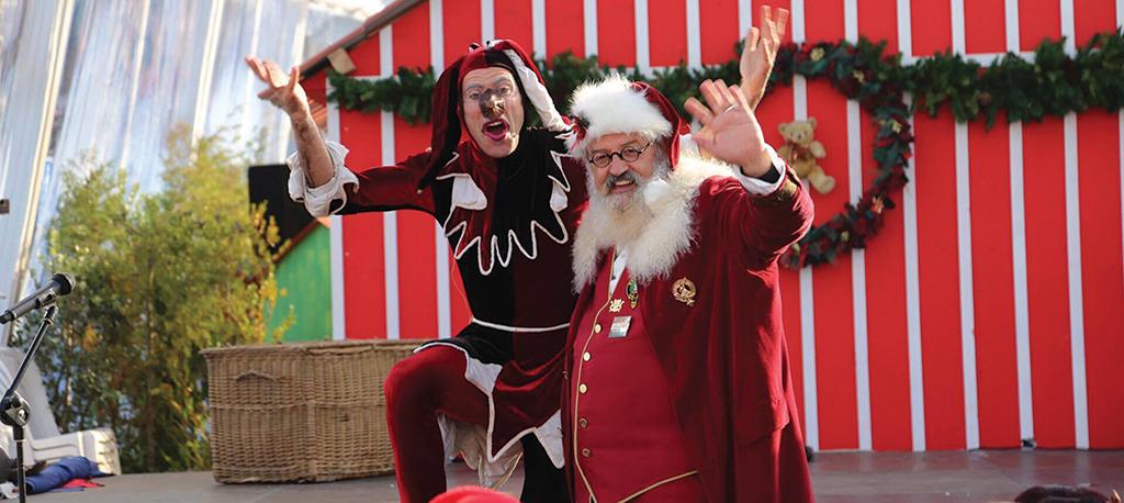 Pai Natal chega dia 16 a Vagos