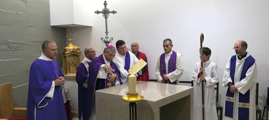 Misericórdia de Oliveira do Bairro volta a ter uma Capela