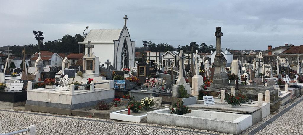 Fermentelos: Cemitério da freguesia está com lotação esgotada