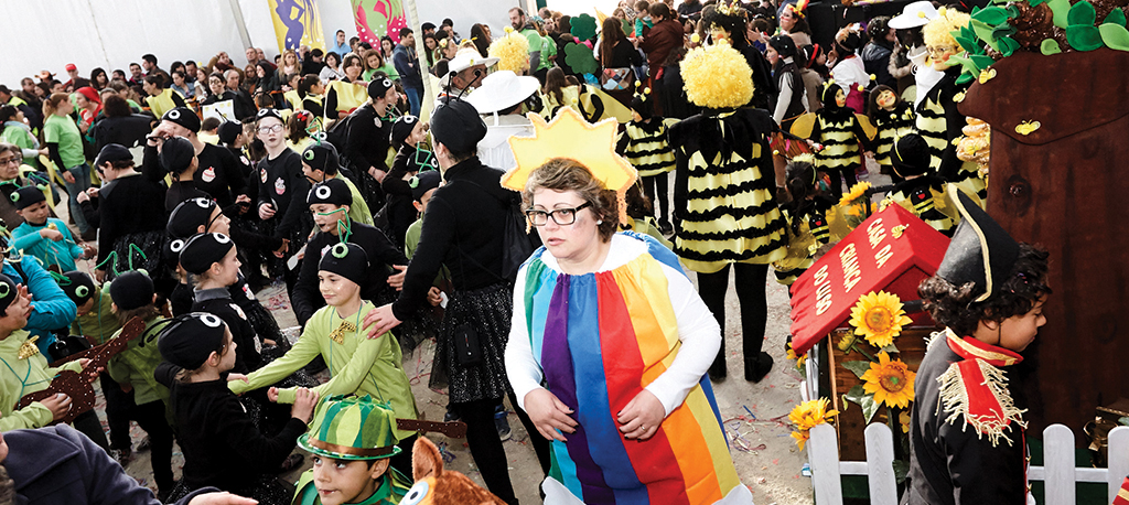 Mealhada: Carnaval de Palmo e Meio com 900 crianças