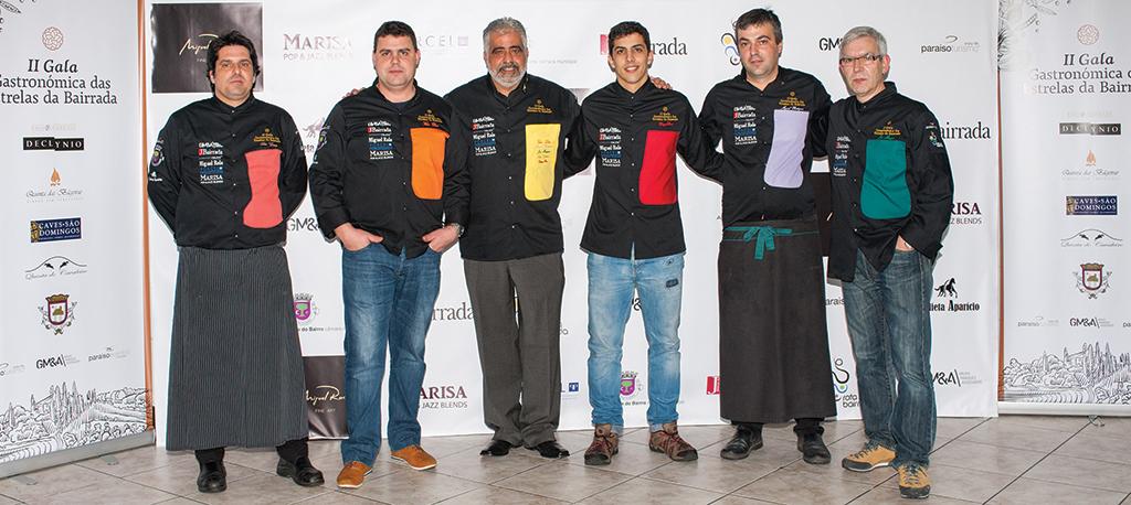 Oliveira do Bairro: II Gala Gastronómica fez brilhar novas estrelas