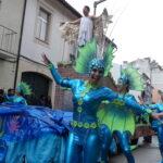 Mealhada: De noite ou à chuva… o samba nunca morre