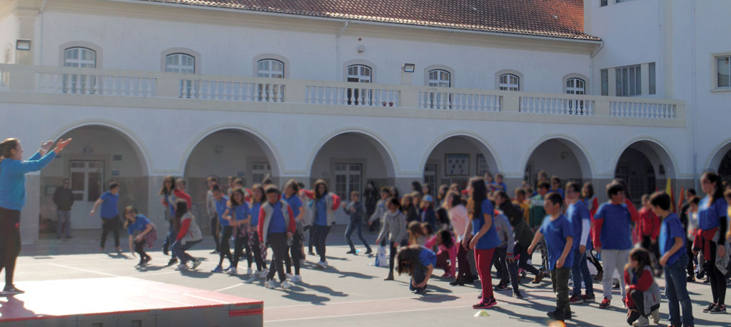 Mogofores: EB1 de Mogofores celebra dia de D. Bosco no Colégio Salesiano