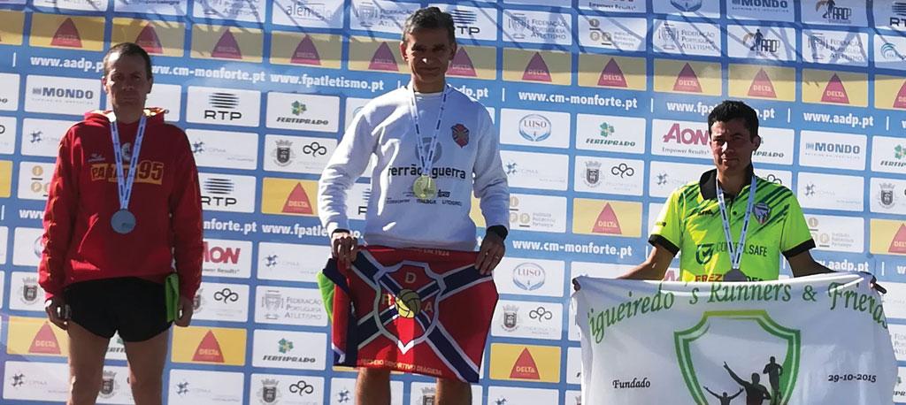 RD Águeda vice-campeão nacional de corta-mato longo