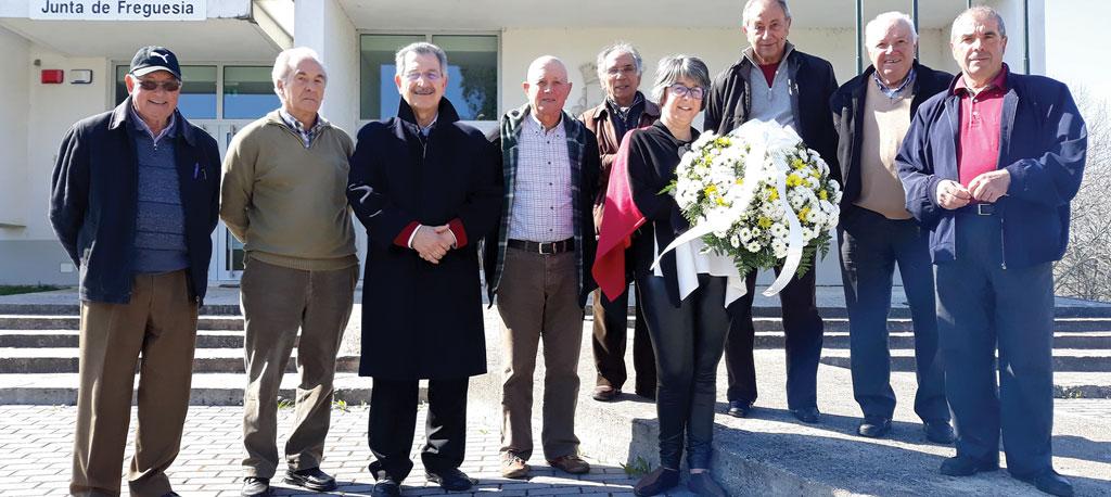 Movimento quer a desagregação das freguesias de Amoreira da Gândara, Paredes do Bairro e Ancas