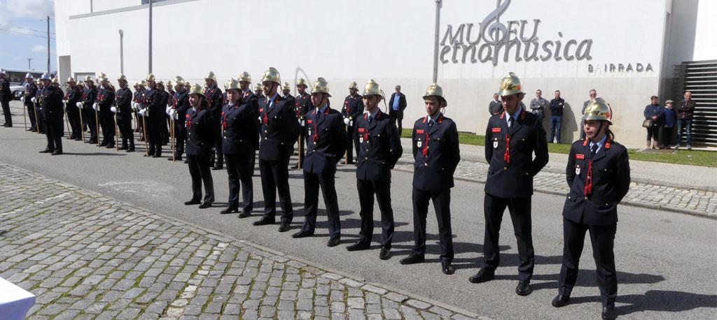 """44.º aniversário da AHBVOB: """"Bombeiros têm papel crucial na proteção civil"""""""