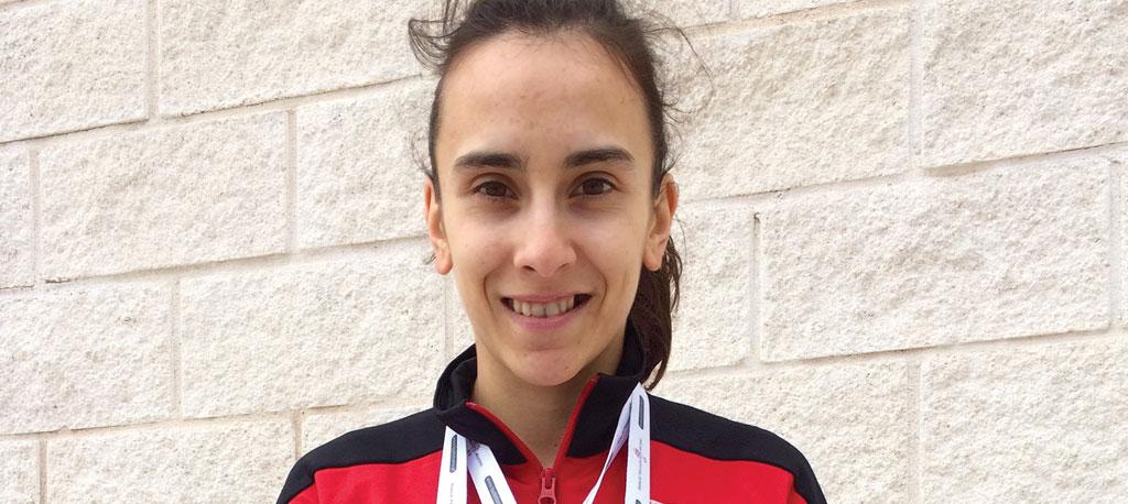 Carla Reis campeã nacional nos 3000m
