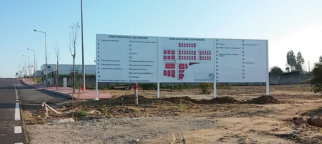 Paraimo: Zona Industrial vai ser ampliada
