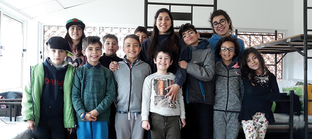 """Avelãs de Cima: """"Oficinas da Páscoa"""" promove ocupação salutar das crianças durante férias letivas"""