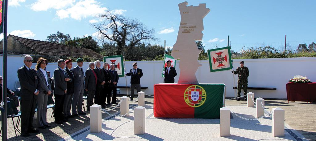 Horta: Memorial aos Combatentes enaltece o sacrifício dos que doaram a própria vida